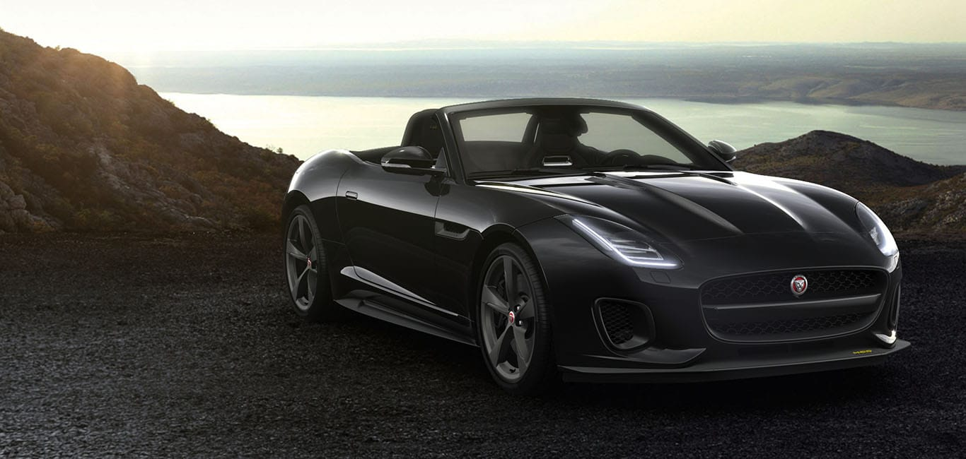 Jaguar F-TYPE 400 Sport | Convertible Modeli | Performans Otomobili 1